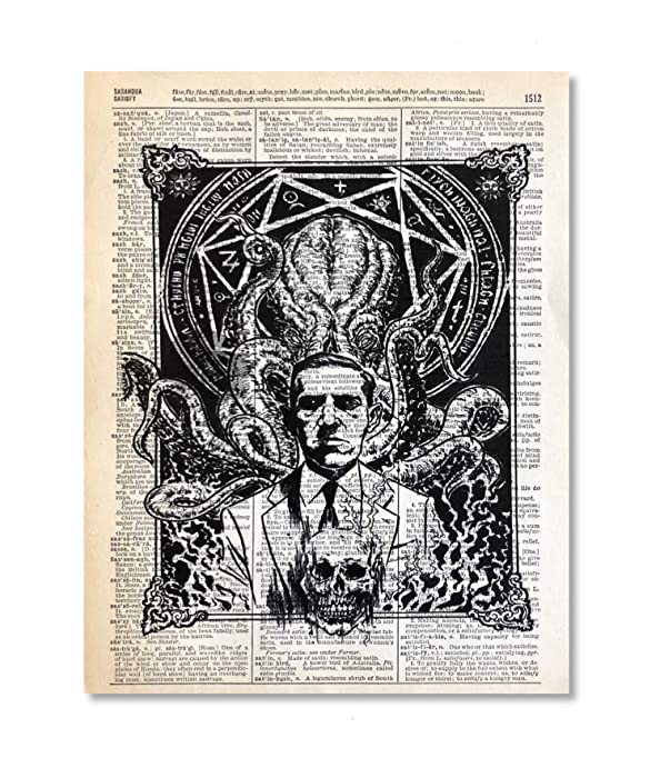 Top 9 Hp Lovecraft Merchandise