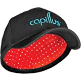 CapillusPro Mobile Laser Therapy Cap for Hair Regrowth – NEW 6 Minute Flexible-Fitting Model – FDA-Cleared for Medical Treatment of Androgenetic Alopecia - Superior Coverage