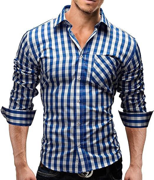 2 opinioni per Merish Camicia Uomo 1cf8dff6069