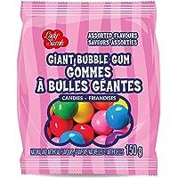 Lady Sarah Giant Bubble Gum Assorted Flavours 120G Per Bag