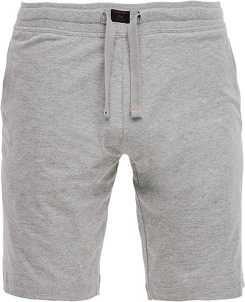 s.Oliver Short Pantalón de Pijama, 9400 Grey Melange, XXL para Hombre: Amazon.es: Ropa y accesorios