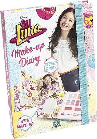 Soy Luna - Diario de maquillaje (Giochi Preziosi YLU05001): Amazon.es: Juguetes y juegos