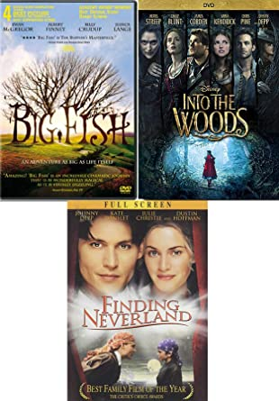 Tales and Stories Magic Fantasy 3 Movie Pack Finding Neverland ...