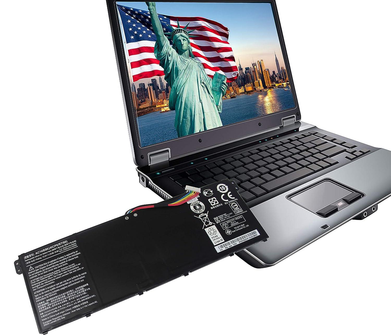 Amazon.com: SKY BOY AC14B8K AC14B3K Compatible Battery Acer Chromebook 11 13 C910 CB3-111 CB5-571 CB3-531 CB5-311 CB3-511 C810 Aspire ES1-520 R5-471T ...