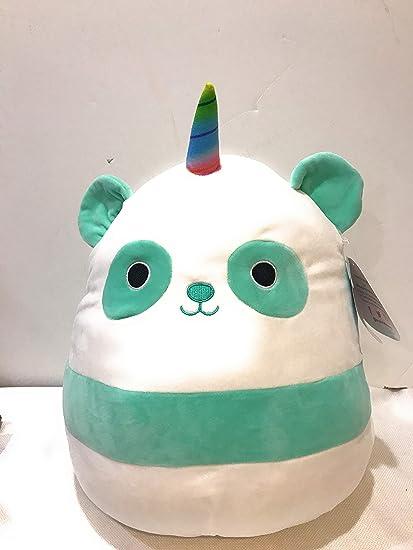 Amazon.com: Squishmallows Felicia The Green Panda Unicorn ...