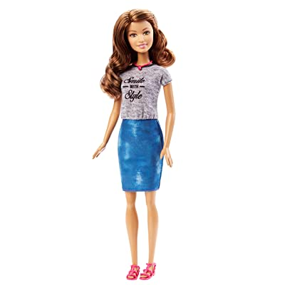 Barbie Fashionistas Doll 15 Smile With Style - Original: Toys & Games