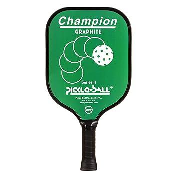 Amazon.com: Pickle-Ball Pickleball, Inc. Champion - Pala de ...