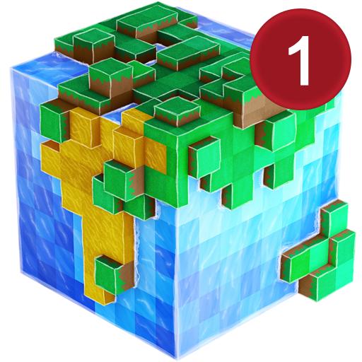 WorldCraft: 3D Build & Craft (Games Like Minecraft)