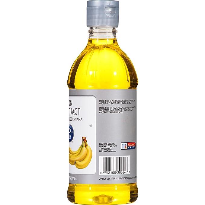 McCormick Imitation Rum Extract, 16-Ounce Plastic Bottle: Amazon.ca ...