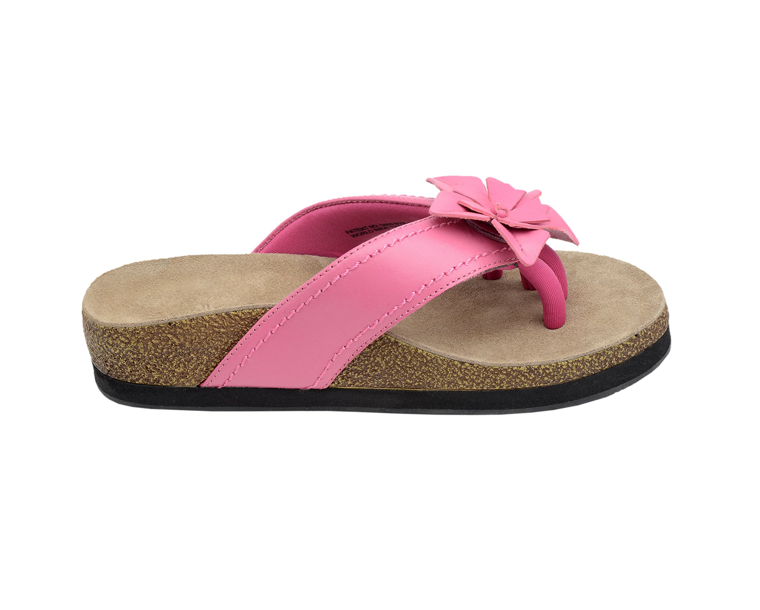 Wellrox Women's Terra-Chloe Hot Pink Casual Sandal 11 by Wellrox (Image #3)