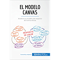 El modelo Canvas: Analice su modelo de negocio de forma eficaz (Gestión y Marketing)