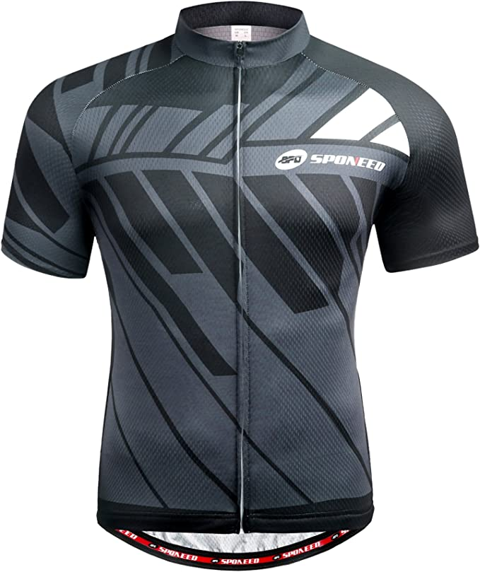 Sponeed男子自行车运动衫