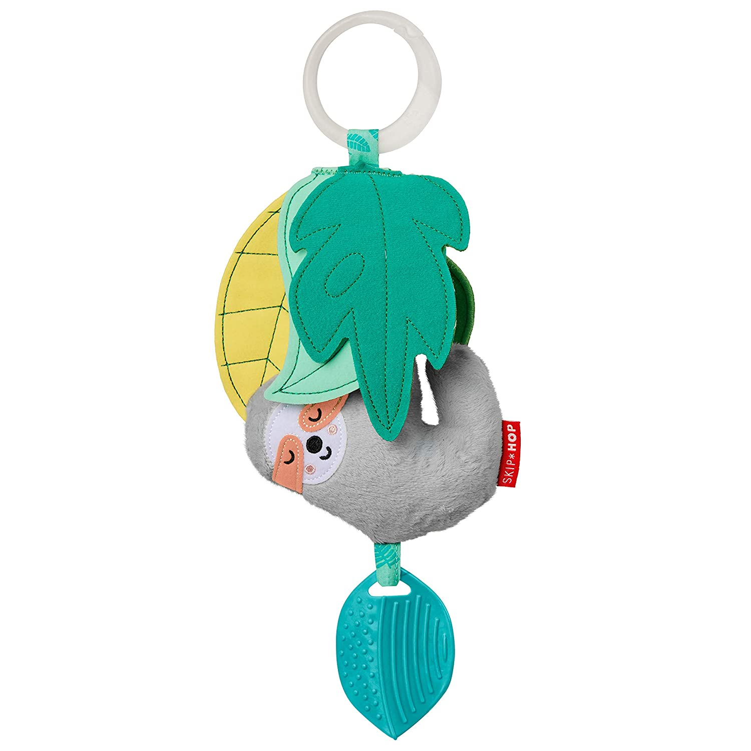 Skip Hop Farmstand Cactus Jitter Stroller Toy
