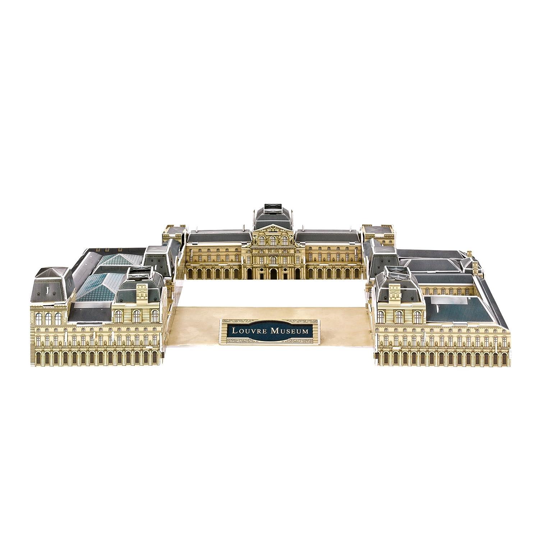 【セール】 Louvre美術館3dパズル B077SP14JM B077SP14JM, セブンエビス:e5730414 --- clubavenue.eu