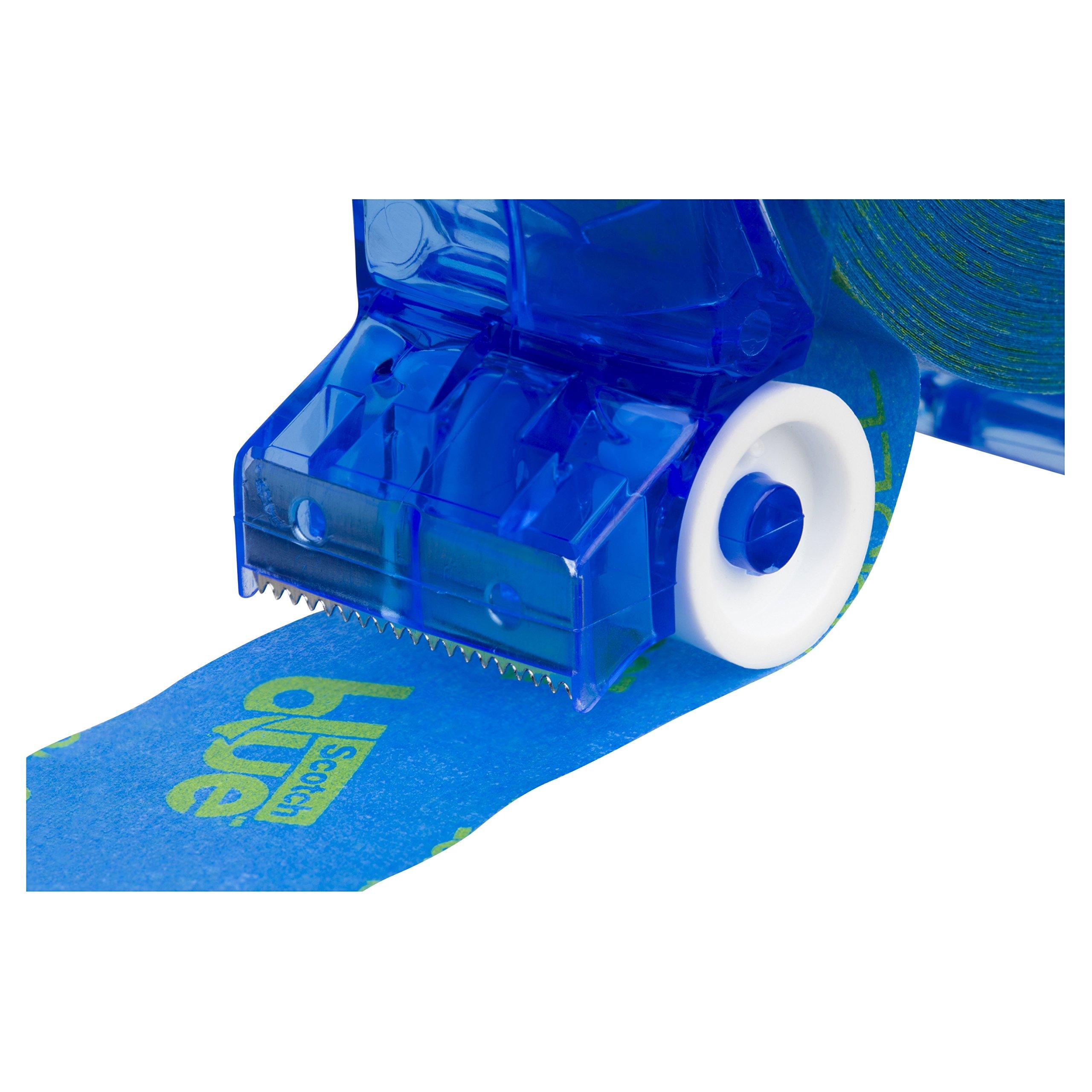 ScotchBlue TRIM + BASEBOARDS Painter's Tape Applicator, 1-Inch x 25-Yards, 1 Roll by ScotchBlue (Image #4)
