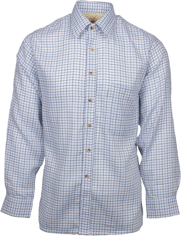 Fenside Country Clothing - Camisa Casual - para Hombre: Amazon.es: Ropa y accesorios