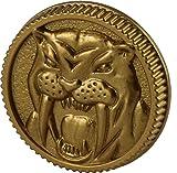 Power Rangers Legacy Diecast Coin Set