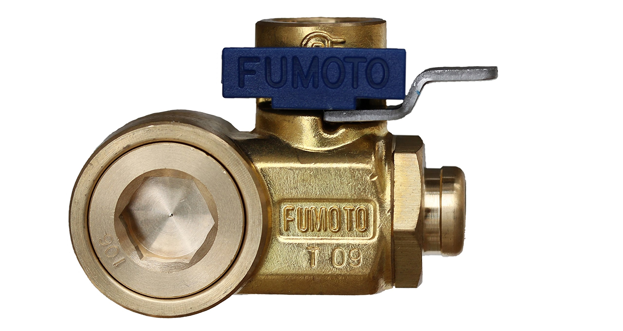Fumoto B111SX BSX-Series Engine Oil Drain Valve, 1 Pack by Fumoto