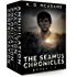 The Seamus Chronicles Books 1-4: Annihilation, Evacuation, Colonization & Confrontation