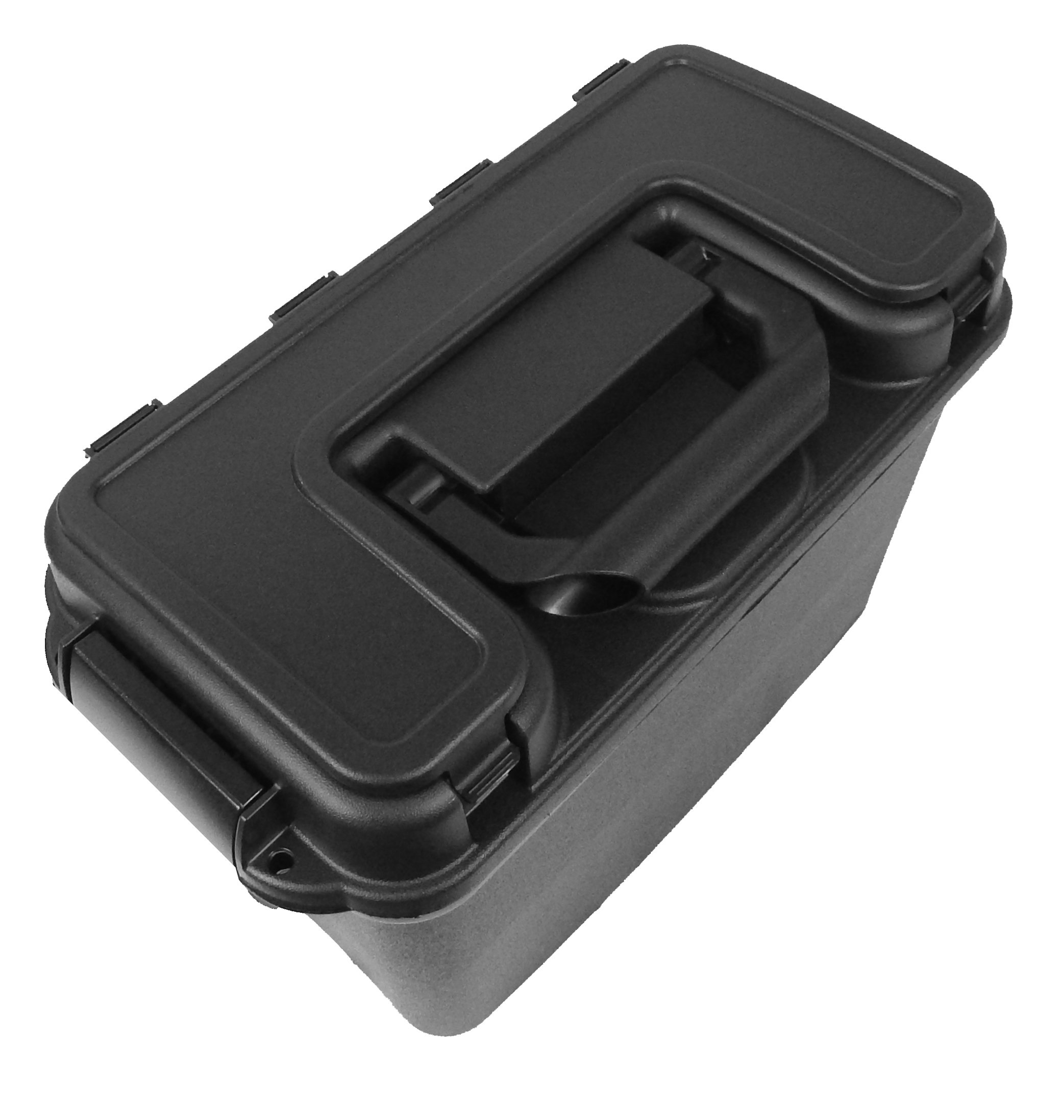 CASEMATIX Thermal IR Imager Camera Case Box Fits Thermal Camera, Charger, Testing Accessories and More - Works for FLIR TG165 Spot, TG167, E-SERIES E40, E50, E60 Thermal Cameras and More