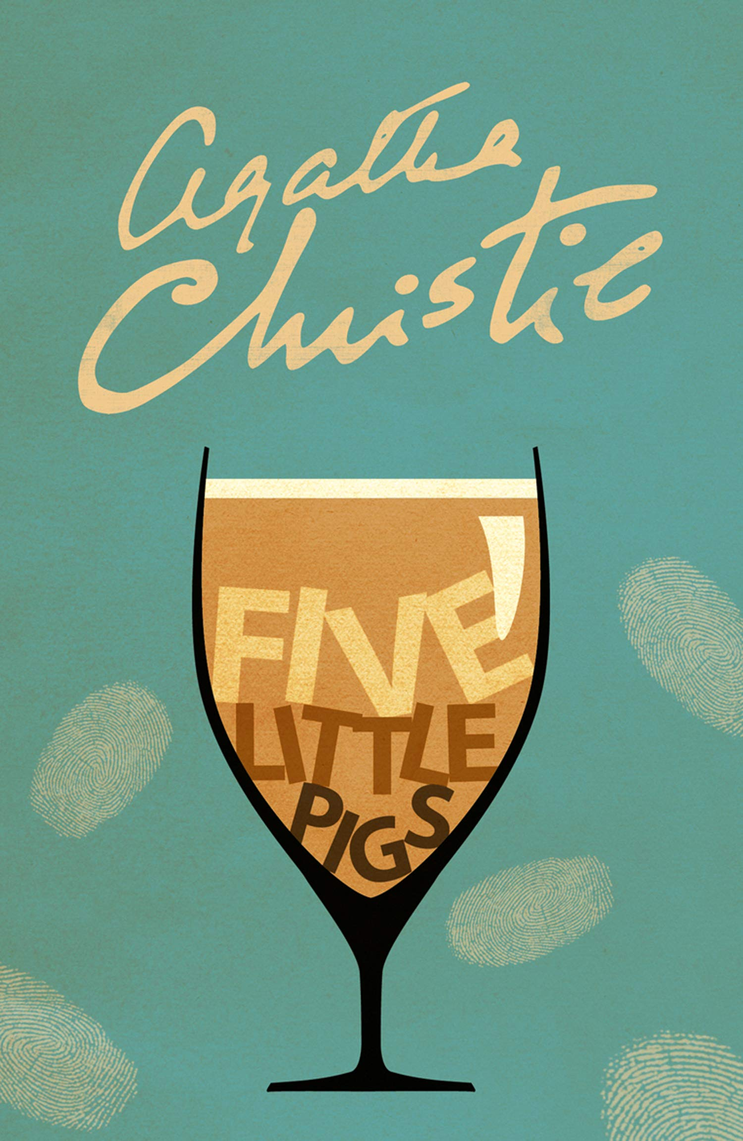 Mystery Novels - Five Little Pigs by Agatha Christie - Laffaz