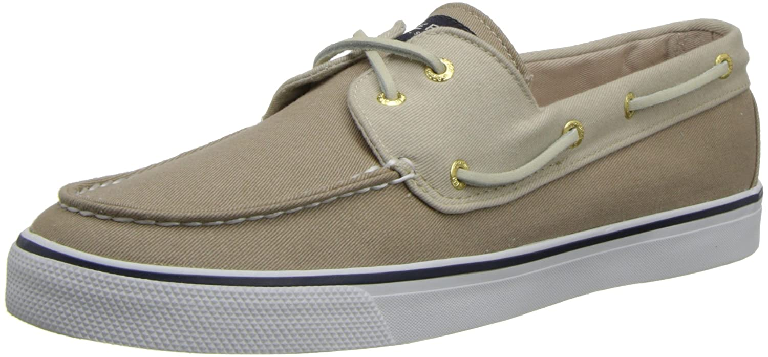 Sperry Top-Sider Women's Bahama Core Fashion Sneaker B008730NQS 9.5 B(M) US|Stone