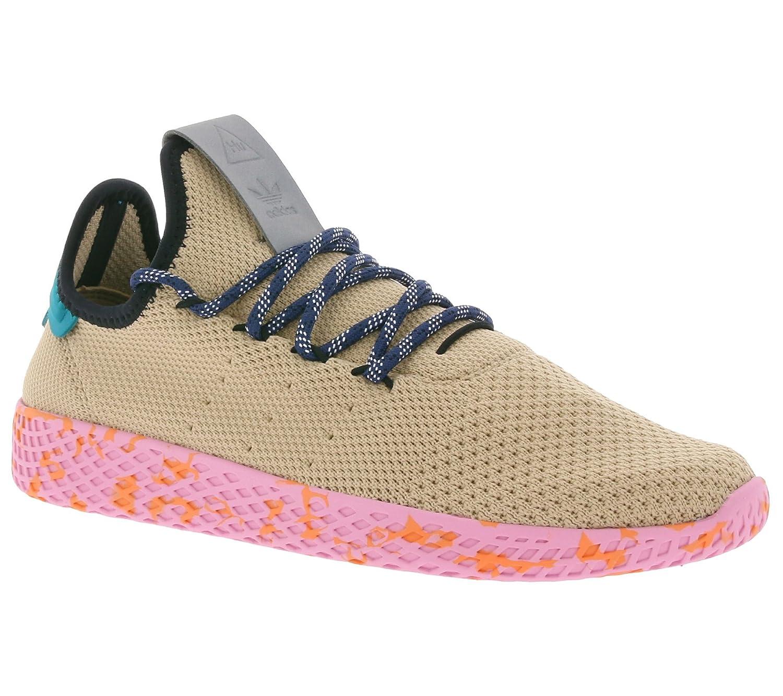 7b0f06d3454fa adidas Originals Pw Tennis Hu Mens Trainers Beige - Beige - UK Sizes 4-10   Amazon.co.uk  Shoes   Bags