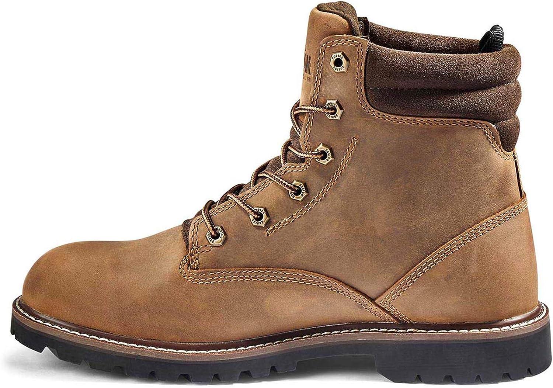 Amazon Com Kodiak Men S 6 Inch Mckinney Soft Toe Waterproof Industrial Boot Industrial Construction Boots