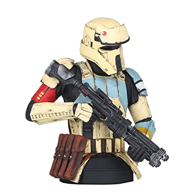 Star Wars Shoretrooper Mini Bust Statue Diorama: Toys & Games