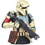 Star Wars Shoretrooper Mini Bust Statue Diorama