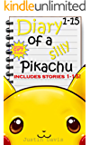 Mega Pokemon Short Story Bundle: Includes Over 30 Pokemon Stories with Pictures! (Super Pikachu Collection Book 1)