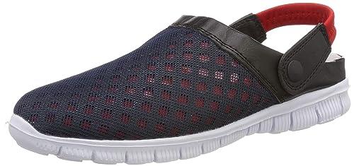 38de81b66ad CCZZ Zuecos de Verano para Mujer Hombre Antideslizante Respirable Zapatos  Zapatillas Sandalias Chanclas de Playa Ahueca hacia Fuera Las Sandalias  35-48 EU  ...