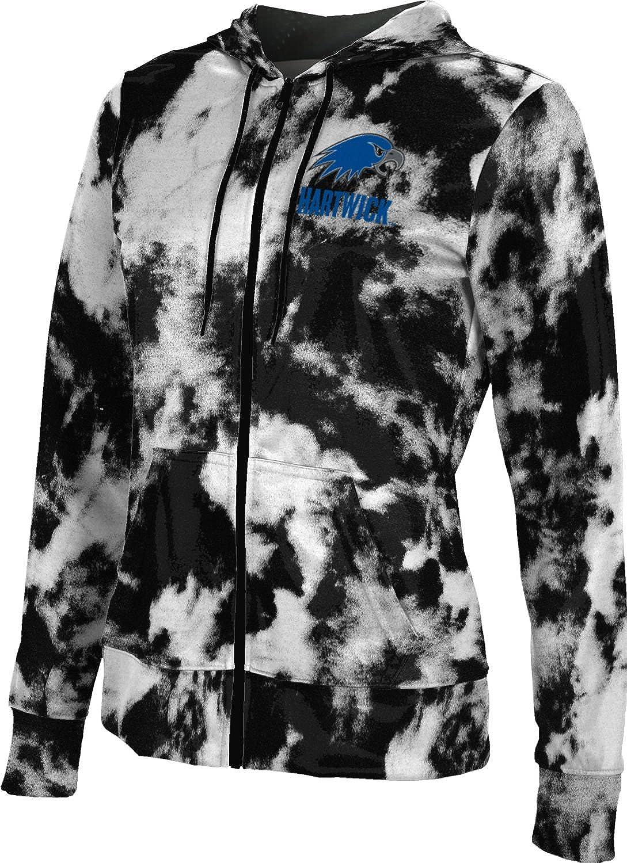 Grunge School Spirit Sweatshirt ProSphere Hartwick College Girls Zipper Hoodie