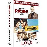 "Dany Boon - Coffret: Radin + Lolo + Eyjafjallajökull ... sinon dites ""Le volcan"""