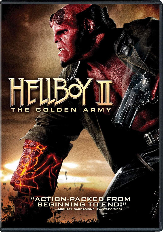 Hellboy Ii: The Golden Army - 4K 2019 Edizione: Regno Unito ...