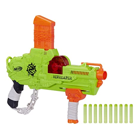 Nerf Zombie Revreaper Combat Blaster