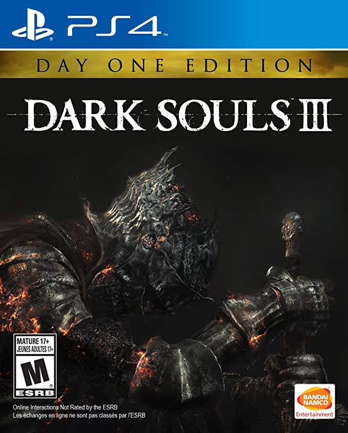 Dark Souls III Day One Edition(輸入版:北米): Amazon.es: Videojuegos