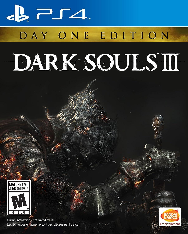 Dark Souls Iii Day 1 Edition Playstation 4 Bandai Namco Games Amer Video Games
