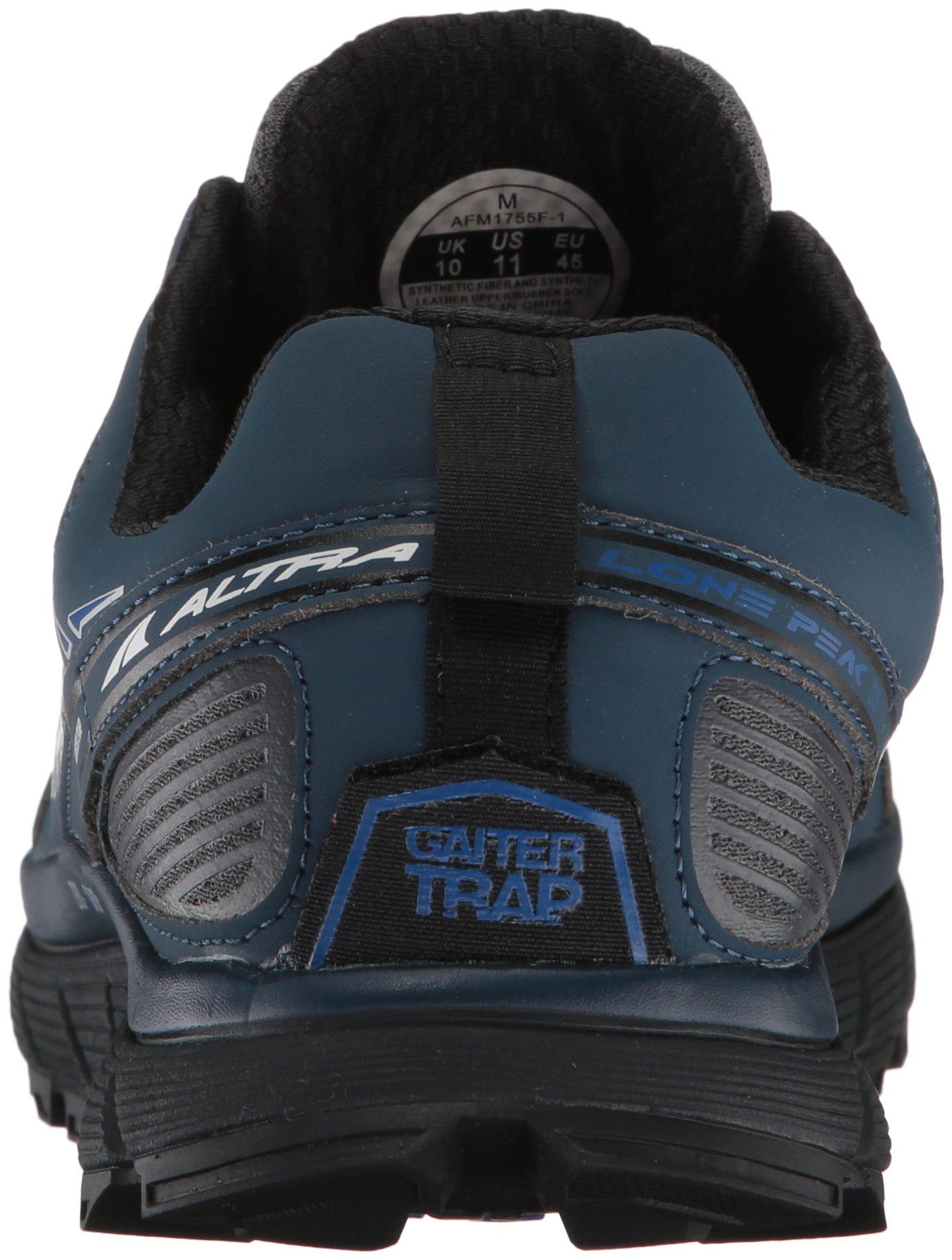 Altra Men's Lone Peak 3.5 Trail Running Shoe, Blue, 12 D US by Altra (Image #2)