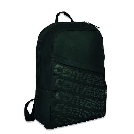 Converse Accesorios 10003913-A01 Mochila Tipo Casual, 45 cm, 19 litros, Negro