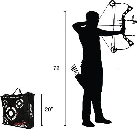 Delta Mckenzie Speedbag Archery Compound Recurve Bow Crossbow Target Stand Bag