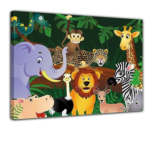 childrens canvas wall art amazon co uk
