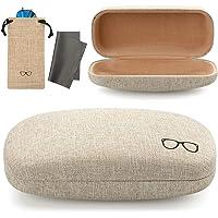 Amazon Best Sellers: Best Men's Eyeglass Cases