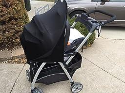 customer reviews summer infant rayshade stroller cover. Black Bedroom Furniture Sets. Home Design Ideas