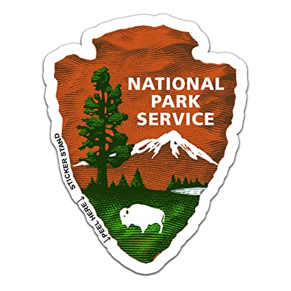 Bumper Stickers National Parks