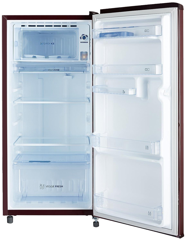 Whirlpool 190 L 3 Star Direct Cool Single Door Refrigerator(205 ...