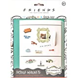 Paladone Friends TV Show Fridge Magnets (Set of 25) Friends Officially Licensed Merchandise -