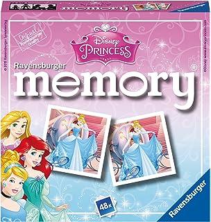 ravensburger 22312 disney princess mini memory - Childrens Games Free Disney