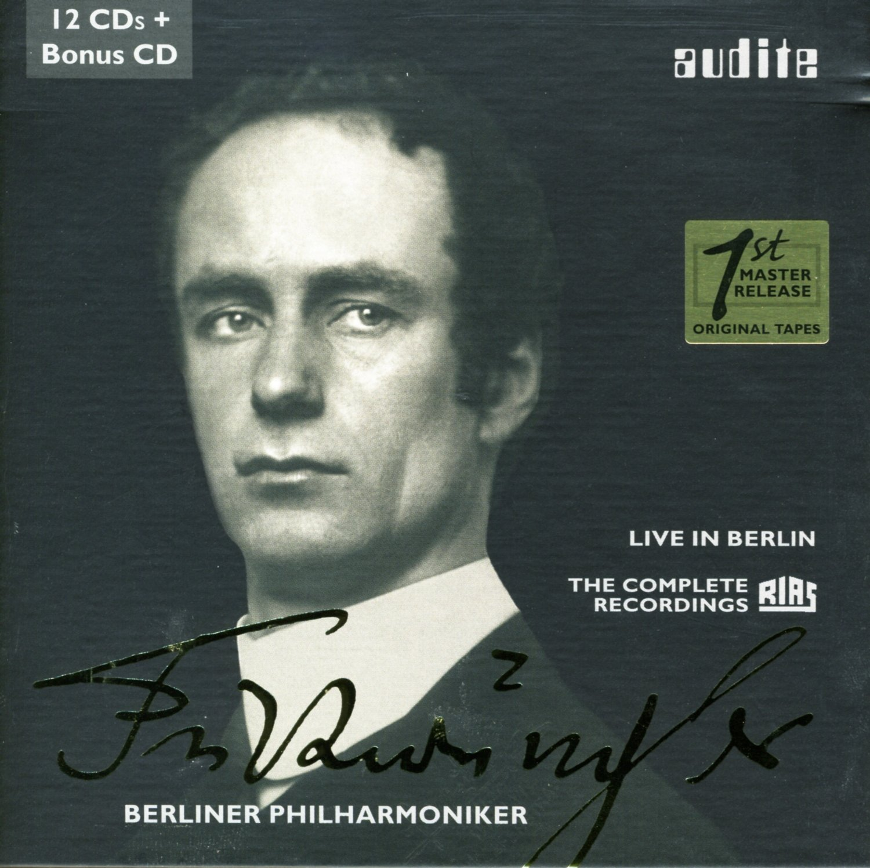 Edition Wilhelm Furtwängler - The Complete RIAS Recordings by Audite