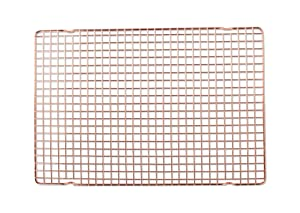 Nordic Ware 43357 Copper Cooling Grid - Large, One Size,